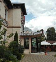 Restaurant de l'hotel Carol