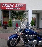 Fresh Beef Burgery