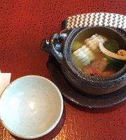 Japanese cuisine Nadaman Teikoku Hotel Osaka