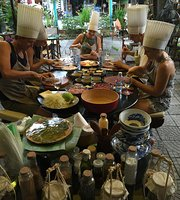 Mamma's Gourmet Cooking Class & Fine Dining in Authentic Garden Restaurant