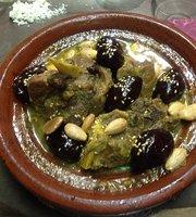 chez Momo le buffet marocain
