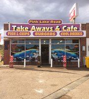 Pink Lake Takeaway and Cafe