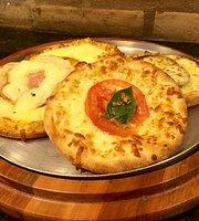 Jango Pizza Gourmet, Esfiharia E Delivery