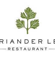 Coriander Leaf @ Chijmes