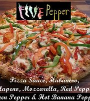 Famous Peppers Pizza
