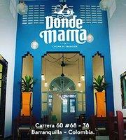 Restaurante Donde Mama