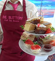 The Buttery Cafe Tearooms