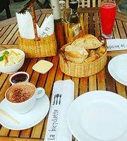 Cafe No Jardim Botanico