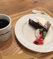 Paper Wall Cafe Nonowa Kunitachi
