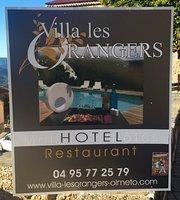 Restaurant Villa les Orangers