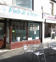 Clarkes Family Fish and chip shop