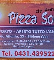 Pizza Sole da Alfio