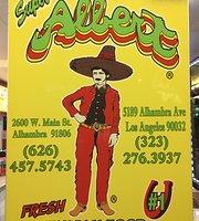 Albert Mexican Food