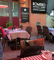 ROMERO Restaurant-Pizzeria