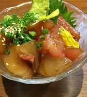 Uwajima Harbor Fresh Seafood and Taimeshi Gaiya