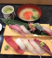 Uo Gashi Sushi Nagare Sushi Gotenba