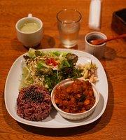 Osaka Vegetarian Cafe Greenearth