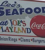 Lee's Seafood at Joe's Playland
