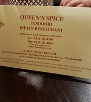 Queen's Spice Indian Restaurant