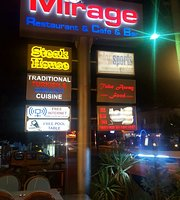 Mirage Bar & Restaurant in Reading