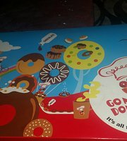 Go Nuts Donuts SM City North EDSA