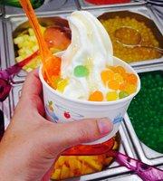 Valalla le Paradis du Frozen Yogurt