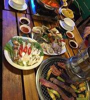 Suon Cay Nuong & Beer