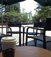 Starbucks Coffee, River Walk Kita Kyushu Deco City