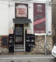SRPSKA KUCA VINA wine bar