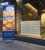 Golden Cheese Tart Hannam