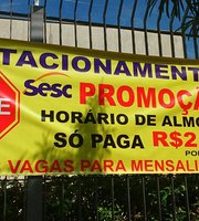 Restaurante SESC Horto