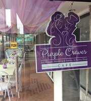 Purple Craves Cafe