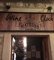 Matusko Wine Bar