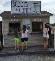 Scoops and Cones