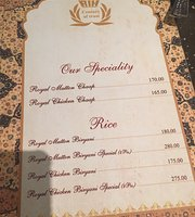 Royal Indian Hotel Restaurant