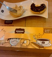 Mokko Factory Donuts, Coffee And Yoghurt