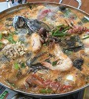 Gun Mountain Spicy Seafood Stew