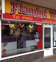 Flaming Wok