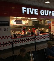 ‪Five Guys Burgers and Fries‬