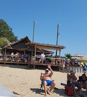 The Shanty Beach Bar at Tolchester Marina