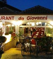 Restaurant Da Giovanni Medulin