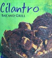 Cilantro Bar & Grill
