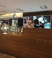 Sift Desserts at K11 Art Concept Mall