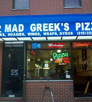 Mad Greek Restaurant and Pizza