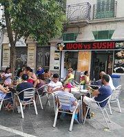 Wok Vs Sushi