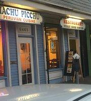 Machu-Picchu Peruvian Restaurant