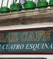 Cafe-Bar Las Cuatro Esquinas