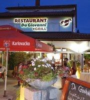 Restaurant Da Giovanni