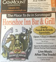 Horseshoe Inn Bar & Grill