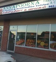 Annaporna Takeout